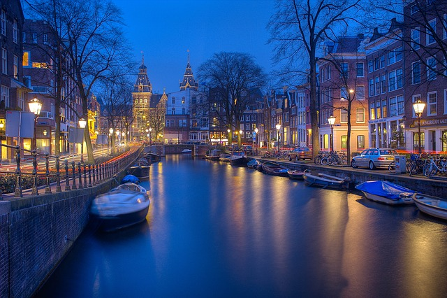 travel to Holland amsterdam