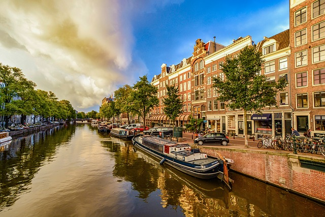 Amsterdam-Holland-Ferien Holland Reiseführer Urluab in Niederland